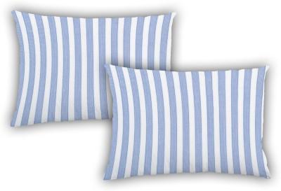shoppawar Self Design Pillows Cover