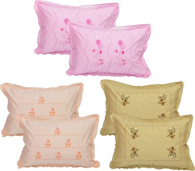 Rj products Embroidered Cushions & Pillows Cover