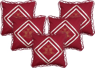 Rj Products Embroidered Cushions Cover