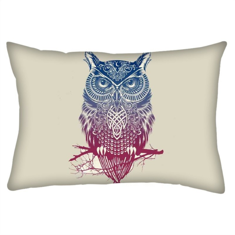 Snoogg Printed Cushions Cover(30.48 cm*45.72 cm, Multicolor)