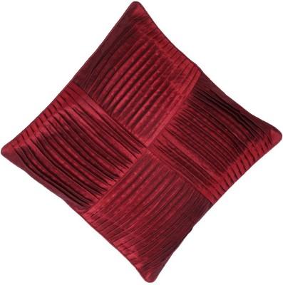 Maru Ghar Self Design Cushions Cover