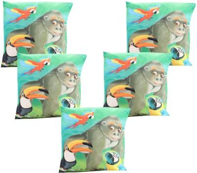 Aarzool Cartoon Cushions Cover