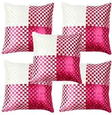 Decor Vatika Checkered Cushions Cover