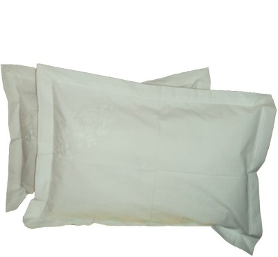 Amita Home Furnishing Embroidered Pillows Cover