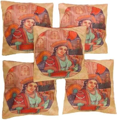 Vibrant Homze Plain Cushions Cover