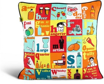 Tappu Ki Dukaan Cartoon Cushions Cover