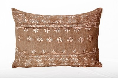 Akshat International Embroidered Pillows Cover