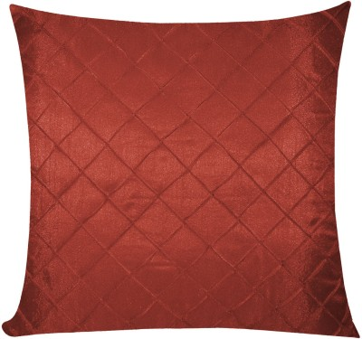 Zikrak Exim Checkered Cushions Cover