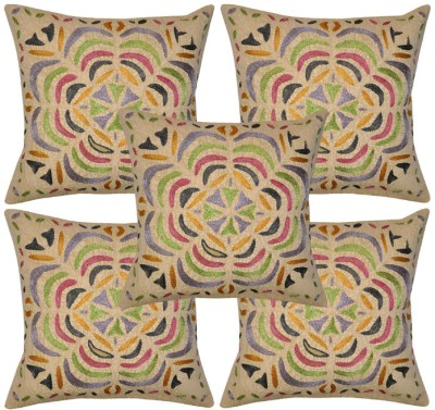 Lal Haveli Embroidered Cushions Cover