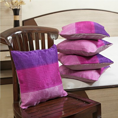 Aapno Rajasthan Striped Cushions Cover