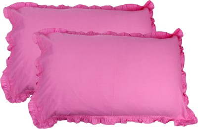 Shraddha Collections Plain Pillows Cover
