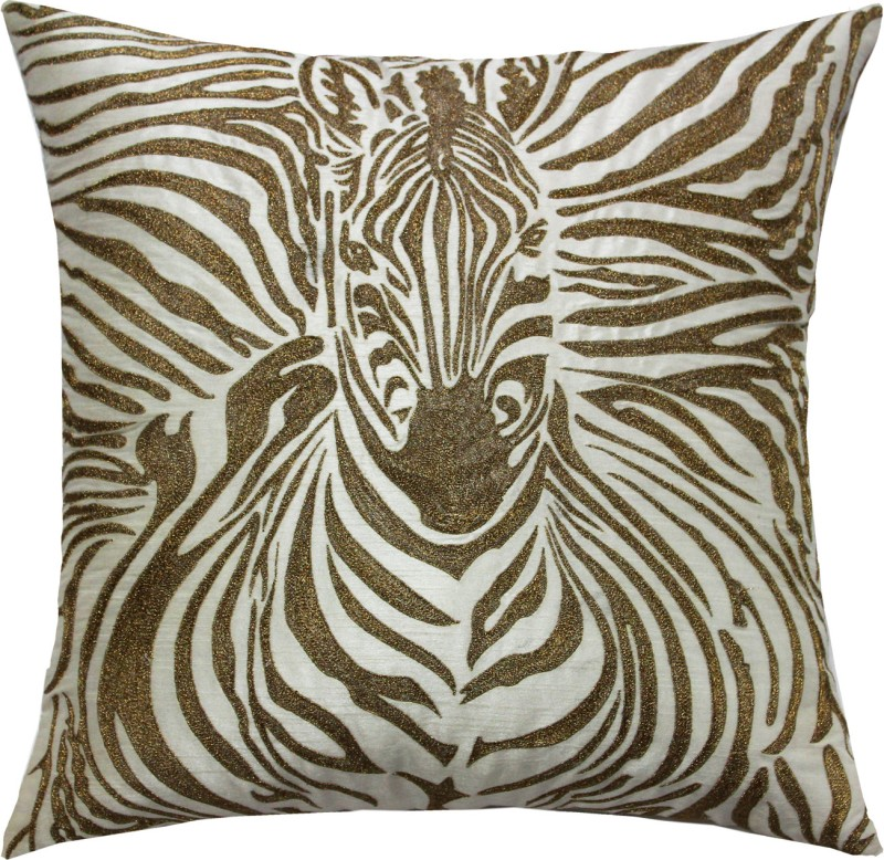 13 Odds Animal Cushions Cover(40 cm*40 cm, White)