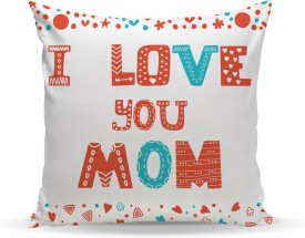 SKY TRENDS GIFT Printed Cushions & Pillows Cover(30 cm*30 cm, Multicolor)