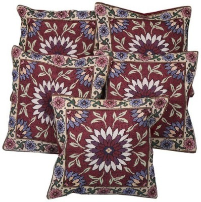 Nitin traders Striped Cushions Cover