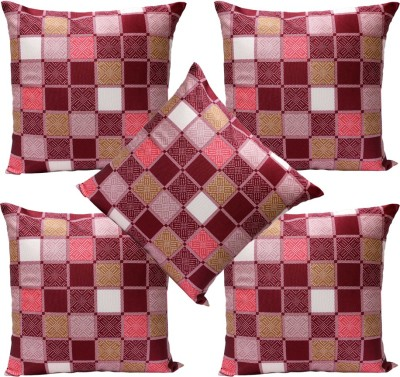 Amohaa Checkered Cushions Cover