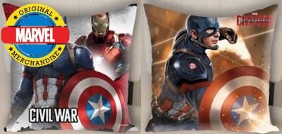 Marvel Avengers Captain America Cartoon Cushions Cover