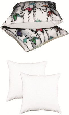 Ally The Creations Floral Cushions Cover