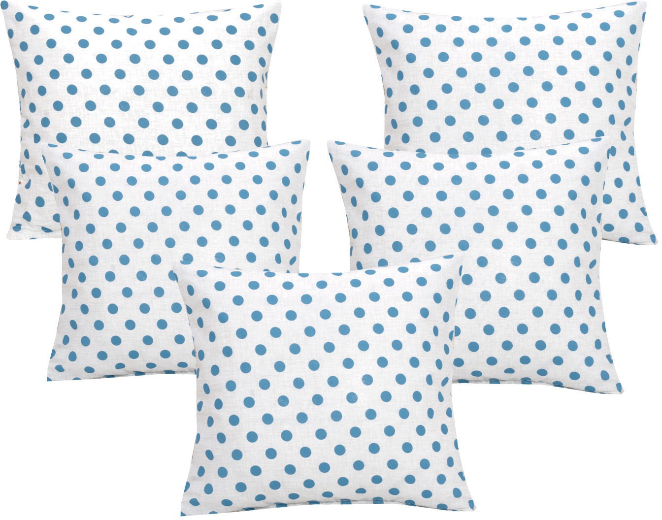 Flipkart - Set of 5 Cushion Covers At Just Rs.199