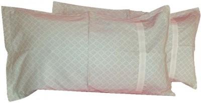 Amita Home Furnishing Striped Pillows Cover