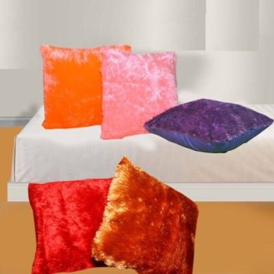 Sai Arpan Plain Cushions Cover