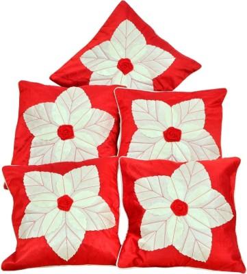 Govindam Enterprises Floral Cushions Cover