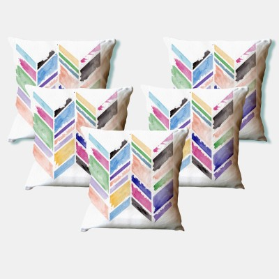 LA VERVE Abstract Cushions Cover