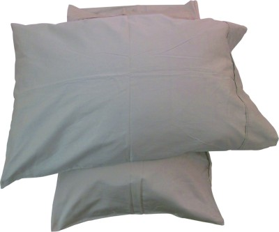 Gunjan Creations Plain Pillows Cover