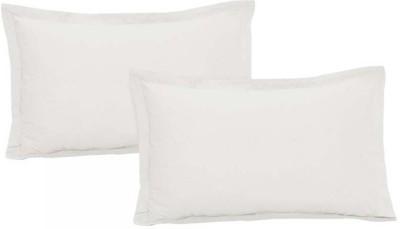 Metro Living Plain Pillows Cover