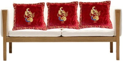 Himalaya Handicraft Embroidered Cushions Cover