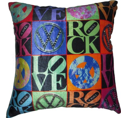 Dhavani Checkered Cushions Cover