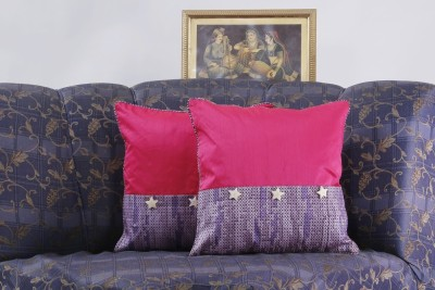 Dekor World Plain Cushions Cover