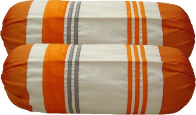 Home Shine Striped Bolsters Cover