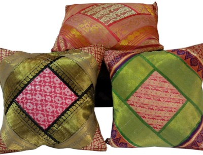 Just Shopee Embroidered Cushions Cover