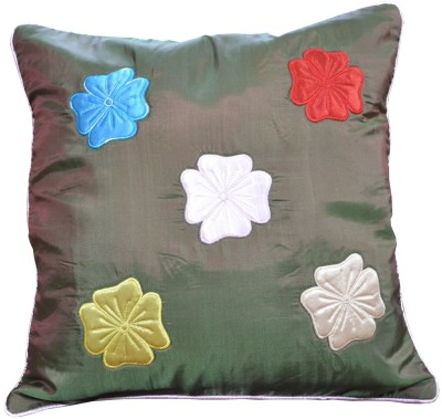 Raun Harman Embroidered Cushions Cover