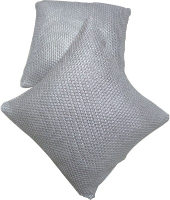Krishna Carpets Self Design Cushions Cover