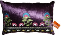 homeland@dreamsunlimited Floral Cushions Cover(50 cm*30 cm, Multicolor)