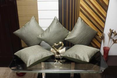 A.P Handloom Checkered Cushions Cover