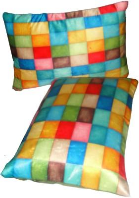 Vg store Checkered Pillows Cover