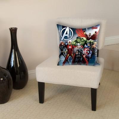 Mavel Avengers Cartoon Decorative Cushion