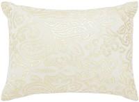 LUSH HOMME Printed Cushions Cover(33 cm*45.5 cm, White)