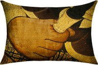 13 Odds Embroidered Cushions Cover(45.7 cm*30.5 cm, Brown)