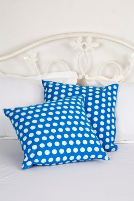 Ocean Homestore Polka Cushions Cover