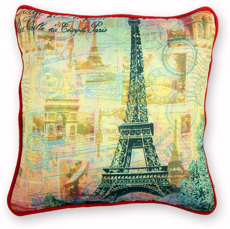 Skipper Printed Cushions Cover(30 cm, Multicolor) best price on Flipkart @ Rs. 298