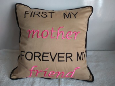 Decor muse Embroidered Cushions Cover