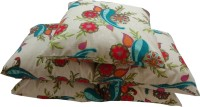 Adt Saral Printed Cushions Cover(Pack of 5, Multicolor)