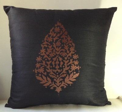 Marigold Abstract Cushions Cover