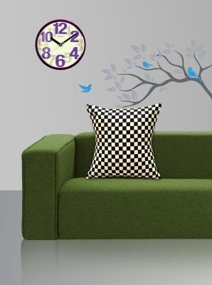 Style Homez Checkered Cushions Cover