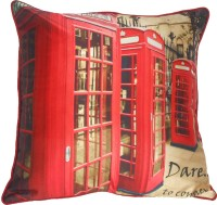 Dreams Printed Cushions Cover(41 cm*41 cm, Multicolor)