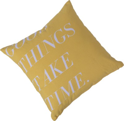 Indiesouq Text Print Cushions Cover