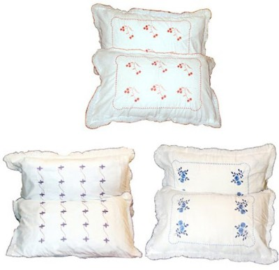 RJ Products Embroidered Pillows Cover